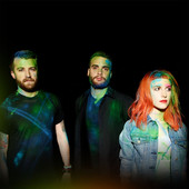 Paramore - Still Into You artwork