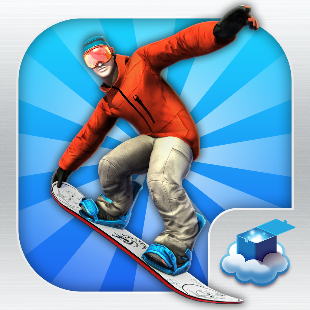 SuperPro Snowboarding iOS
